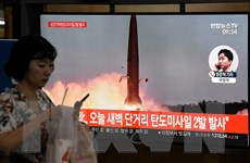 Tình báo Hàn Quốc: Triều Tiên có thể phóng tên lửa trong tháng Tám
