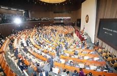 Quốc hội Hàn Quốc kêu gọi Nhật Bản rút quyết định hạn chế xuất khẩu