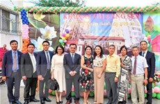 Nỗ lực xây dựng cộng đồng người Việt tại Ukraine vững mạnh, đoàn kết