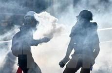 Chính quyền Hong Kong kêu gọi người dân đoàn kết chống lại bạo lực