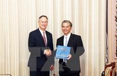 TP. HCM và tập đoàn Mỹ hợp tác lập hệ thống thanh toán online