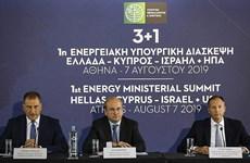 Hy Lạp, Cộng hòa Cyprus, Israel và Mỹ tăng cường hợp tác năng lượng