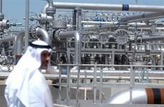 Giá dầu thô giảm mạnh khi dự trữ của Mỹ bất ngờ tăng