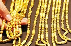 Giá vàng thế giới giảm khi các thị trường chứng khoán phục hồi