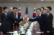 Bộ trưởng Quốc phòng Mỹ khẳng định duy trì lệnh trừng phạt Triều Tiên