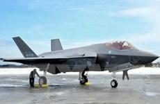 Nhật Bản kết luận nguyên nhân vụ rơi máy bay tiêm kích F-35A