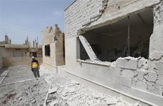 Syria: Quân chính phủ và lực lượng nổi dậy giao tranh diễn ác liệt