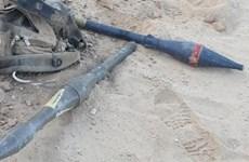 Israel tiêu diệt 4 đối tượng có vũ trang người Palestine gần Gaza