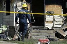 Video vụ cháy nhà trẻ ở Mỹ khiến ít nhất 5 em bé thiệt mạng