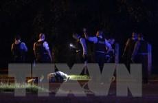 Video vụ xả súng vào đám đông tại Chicago làm 6 người bị thương