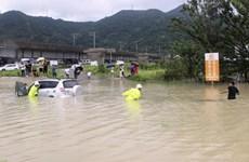 Trung Quốc phân bổ hơn 40 triệu USD cứu trợ bão Lekima