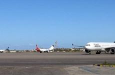 Hoạt động tại sân bay duy nhất ở Libya bị đình trệ do trúng tên lửa