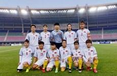 Việt Nam hướng tới ngôi quán quân giải bóng đá nữ vô địch Đông Nam Á