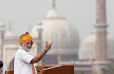Thủ tướng Modi: Ấn Độ đặt mục tiêu trở thành nền kinh tế 5.000 tỷ USD