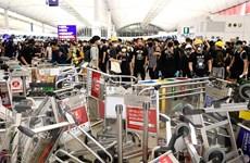 Người dân Hong Kong phát động chiến dịch kêu gọi chấm dứt gây rối