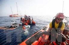6 quốc gia EU đồng ý tiếp nhận người di cư trên tàu cứu hộ Open Arms