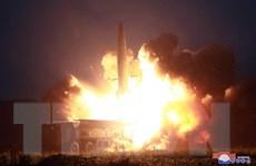 Bộ trưởng Quốc phòng Nhật Bản: Triều Tiên có thể phóng thêm tên lửa