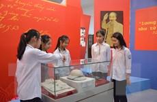 Triển lãm tài liệu, hình ảnh Bác Hồ với Đảng bộ và nhân dân Nam Định