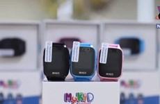 [Video] Đồng hồ định vị cho trẻ nhỏ hút khách sau vụ trường Gateway