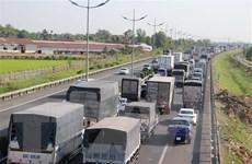 Kiến nghị cho phép thu phí trở lại cao tốc TP Hồ Chí Minh-Trung Lương