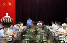 Điện Biên mong Bộ Ngoại giao tạo điều kiện kêu gọi vốn ODA, FDI