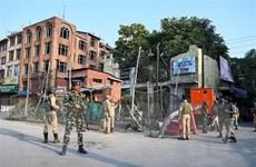 Ấn Độ tăng cường an ninh tại Kashmir đối phó các vụ biểu tình