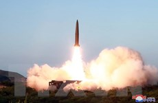 Hàn Quốc không dùng tin tình báo của Nhật về tên lửa Triều Tiên