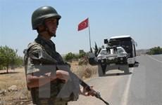 Trung tâm điều phối hoạt động vùng an toàn ở Syria đi vào hoạt động