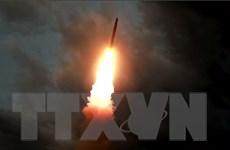 Triều Tiên thử nghiệm thành công hệ thống tên lửa đa nòng siêu lớn mới