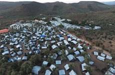 Cao ủy Liên hợp quốc kêu gọi Hy Lạp bảo đảm an toàn cho người di cư