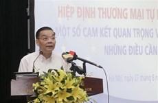 Việt Nam chuẩn bị kỹ để đảm bảo thi hành hiệu quả các cam kết EVFTA