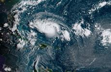 Mỹ: Bão nhiệt đới Dorian mạnh lên cấp cực kỳ nguy hiểm