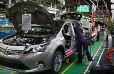 Hãng Toyota sẽ không sản xuất ôtô tại Anh hậu Brexit