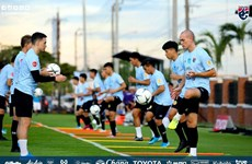 Vòng loại World Cup: Thái Lan 'bất an' trước trận gặp tuyển Việt Nam