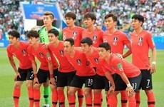 Hàn-Triều thảo luận về tổ chức trận đấu vòng loại World Cup 2022