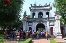Hà Nội thu hơn 320 tỷ đồng từ khách du lịch trong dịp lễ Quốc khánh