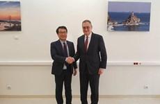 Hàn Quốc hội đàm riêng rẽ với Nga và Mỹ về vấn đề Triều Tiên