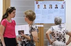 Nga cấm quảng cáo chính trị trực tuyến trong thời gian bầu cử