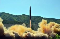 CSIS tiết lộ thêm một căn cứ tên lửa tầm trung mới của Triều Tiên