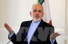 Ngoại trưởng Iran: Chính Mỹ đang có hành vi 'tống tiền' hạt nhân