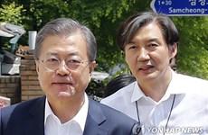 Chính giới Hàn phản ứng trái chiều về bổ nhiệm Bộ trưởng Tư pháp