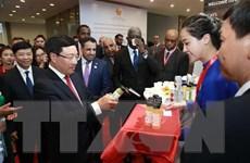 Thúc đẩy hợp tác thương mại với các nước Trung Đông-châu Phi