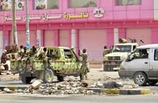 Sudan: Hội đồng tối cao chuẩn bị đạt thỏa thuận với nhóm vũ trang