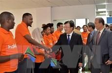Quan hệ Tanzania-Việt Nam phát triển với nhiều bước đột phá