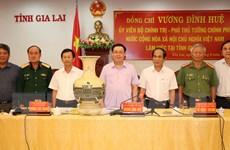 Gai Lai đề nghị chính phủ hỗ trợ kinh phí triển khai 7 dự án về dân cư