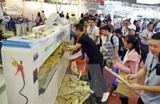 Khai mạc triển lãm quốc tế về máy, thiết bị công nghiệp chế gỗ