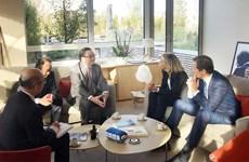 Hà Nội coi trọng hợp tác toàn diện, lâu dài với vùng Ile-de-France