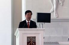 Di chúc của Chủ tịch Hồ Chí Minh là 'di sản tinh thần vô giá'