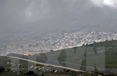 Syria tăng cường các đơn vị quân đội gần Cao nguyên Golan