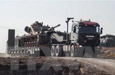 Thổ Nhĩ Kỳ hoàn tất công tác chuẩn bị thiết lập vùng an toàn tại Syria
